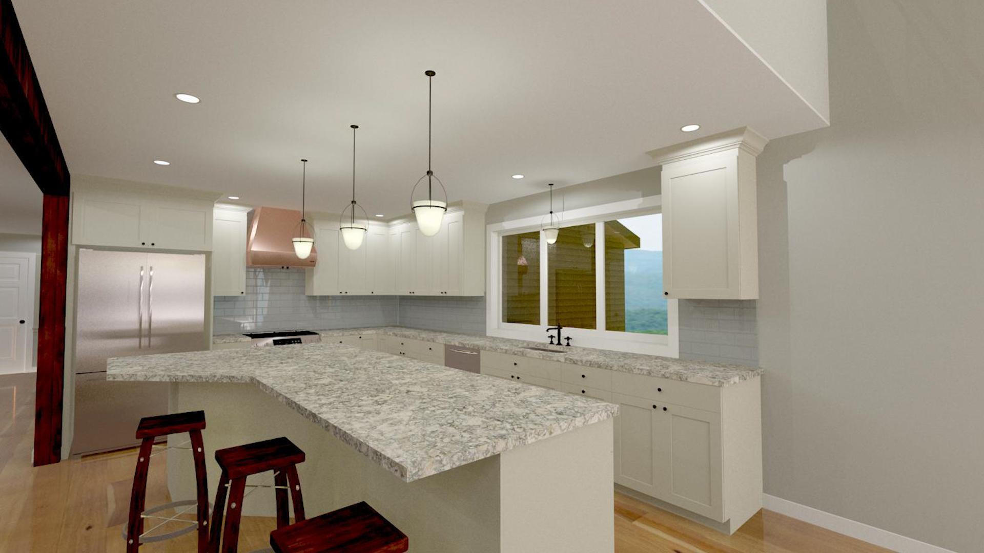 Goyette Kitchen Render